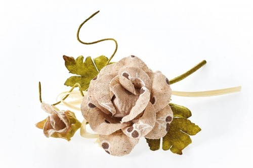 ROSA SHABBY DECORATIVA