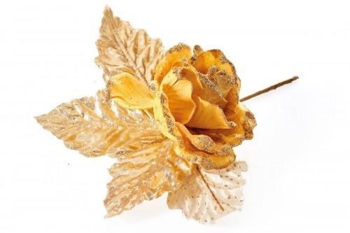 Rosa oro glitter