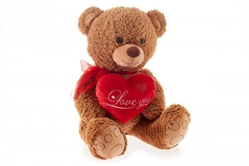 Peluche Orsetto Love You
