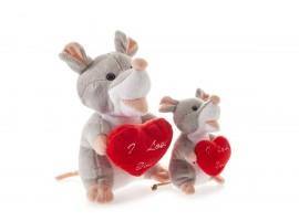 Peluche Topo Love